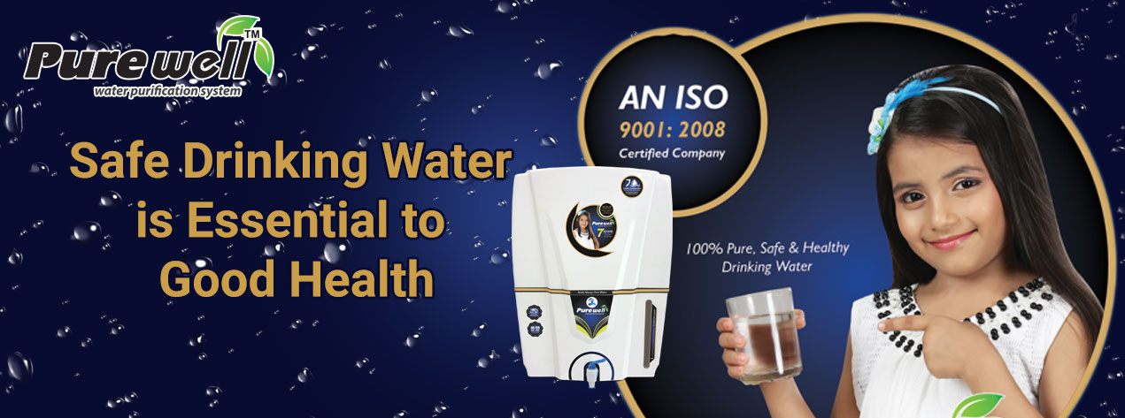 Pure well RO best ro system in india